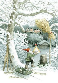 Inge Look Nr. 217 Postcards | Christmas