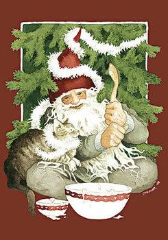Inge Look Nr. 218 Postcard | Christmas