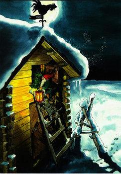 Inge Look Nr. 221 Postcard | Christmas