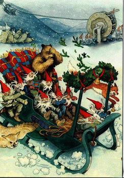 Inge Look Nr. 223 Postcard | Christmas
