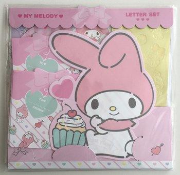 Sanrio Original My Melody | Letter set