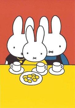 Nijntje Miffy Postcards | Familie Pluis