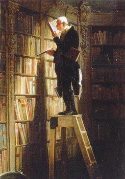 Museum Cards Postcard | The Bookworm