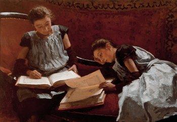 Museum Cards Postcard | The Arntzenius Sisters