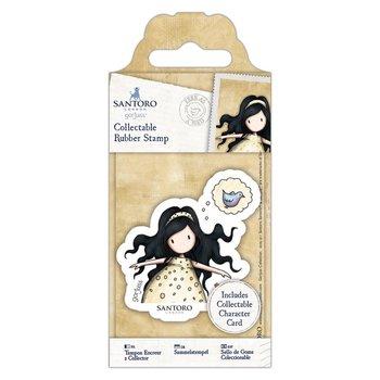 Gorjuss Collectable Mini Rubber Stamp - Santoro - No. 44 Free As A Bird