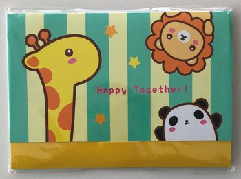 Mini Letter Paper Poca Giraffe | Happy Together