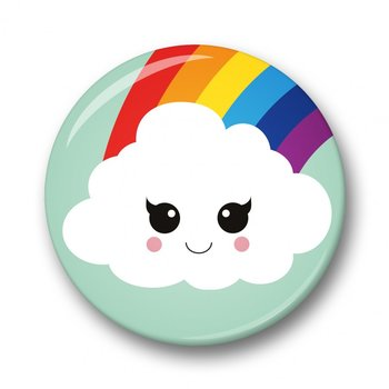 Magnet Studio Inktvis | Kawaii Rainbow Cloud