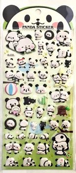 Puffy Seal Sticker | Panda