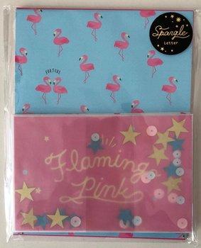 Q-LIA Letter Set | Flamingo Pink