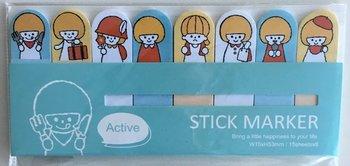 Index Sticky Notes | Girl
