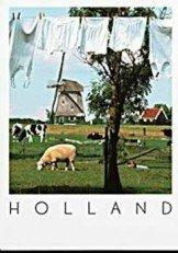 Postcard   Igno Cuypers - Washline, Holland
