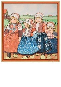 Postcard   Rie Cramer (1887-1977) - Untitled