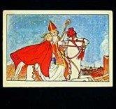 Postcard | Rie Cramer (1887-1977) - Sint te paard
