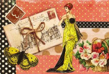 Artichique Design Postcard