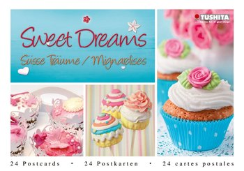 Tushita Postcard Book | Sweet Dreams