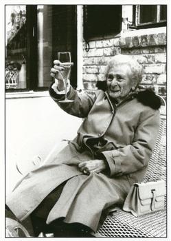 Postcard Gutrath Verlag | Raise your glass