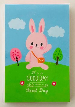 Good Day Medium Memopad | Bunny
