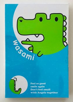 Medium Memopad | Wasami Crocodile