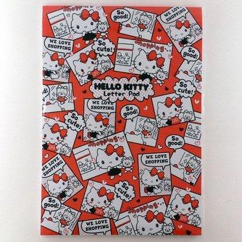 Letter Paper Pad   Sanrio Hello Kitty