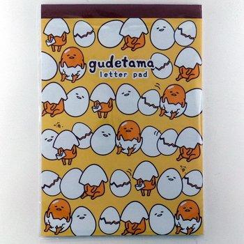 Letter Paper Pad | Sanrio Gudetama Egg