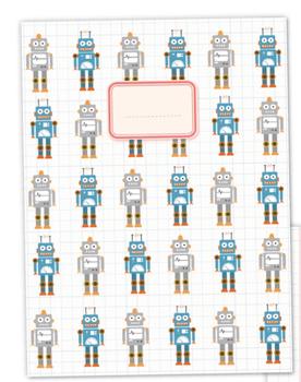 Writing Set Enfant Terrible   Raving Robot