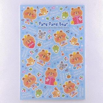 Letter Paper Pad | Pang Pang Bear