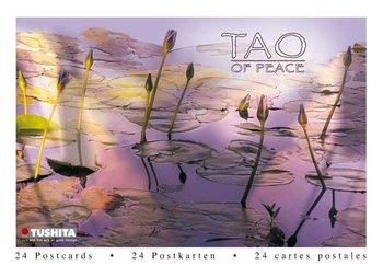 Tushita Postcard Book | Tao of Peace