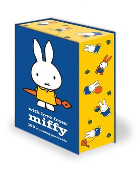 Miffy 100 stunning postcards | Nijntje