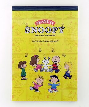 Letter Paper Pad | Peanuts Snoopy and his friends