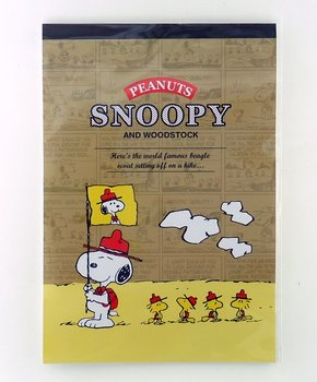 Letter Paper Pad | Peanuts Snoopy and Woodstock