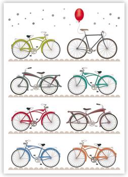 Postcard | Bicycle