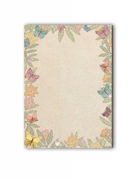 Memopad TikiOno | Butterflies