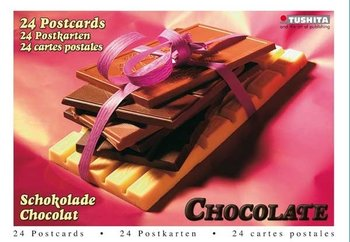 Tushita Postcard Book | Chocolate