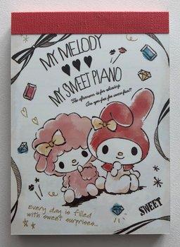 Sanrio Mini Memo Pad | My Melody