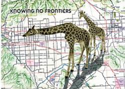 Bizarr Verlag Postcard | Knowing no Frontiers
