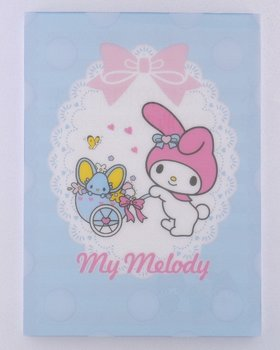 Sanrio My Melody Letter Paper Pad