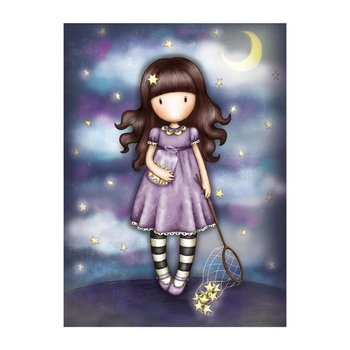 Santoro Gorjuss Catch a Falling Star Greetings Card