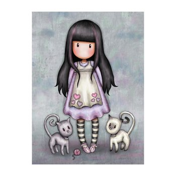 Santoro Gorjuss Tall Tails Greetings Card
