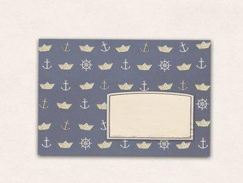 10 x Envelope TikiOno | Maritime
