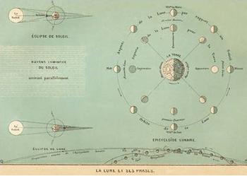 Postcard | Les Terres du Ciel (The land of the sky)