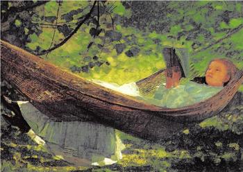 Postcard Tushita Fine Arts | Winslow Homer