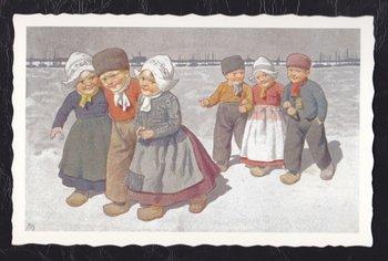 Oud Hollandse Postkaart | Samen op stap
