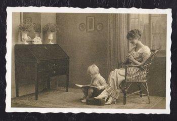 Oud Hollandse Postkaart | Voorlezen
