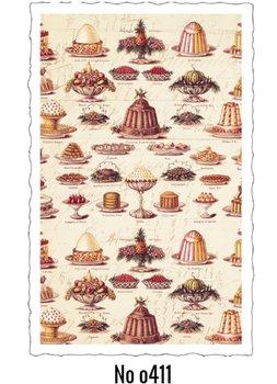 Oud Hollandse Postkaart | Sweets