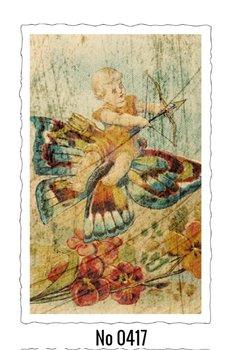 Oud Hollandse Postkaart | Cupid