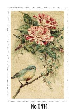 Oud Hollandse Postkaart | Bird
