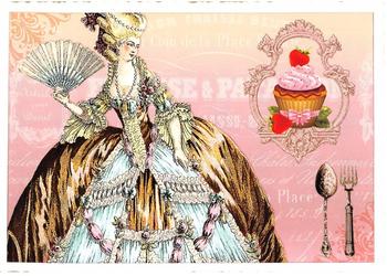 Postcard Edition Tausendschoen | Temptation