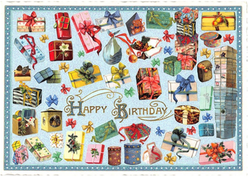 Postcard Edition Tausendschoen | Happy Birthday Gifts