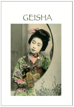 Geisha Postcard Set