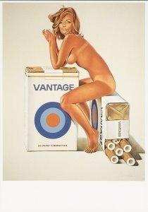 Postcard | Pin Up - Ad Vantage